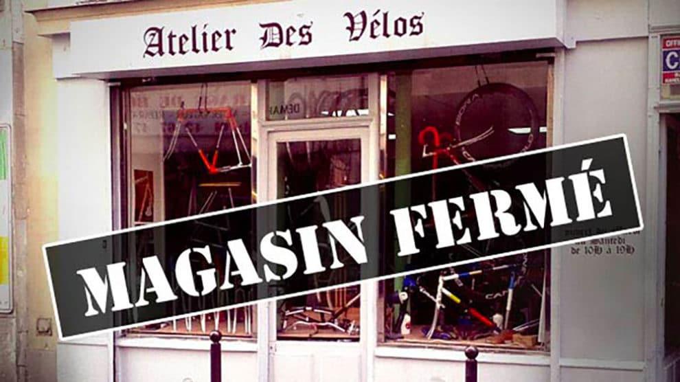 Atelier des vélos, magasin fixie sur Paris