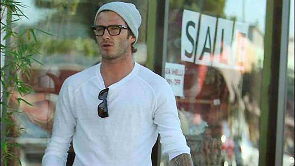 David Beckham se met lui aussi au fixie