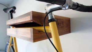 Etagère Bike Shelf, ou comment mélanger l'utile au design