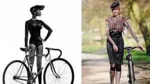 Quand la photo artistique mélange les femmes et les fixies