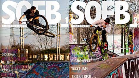 SOFB, un magazine fixie gratuit et lisible sur internet