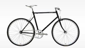 Single speed Tokyo Bike SS, simply the best