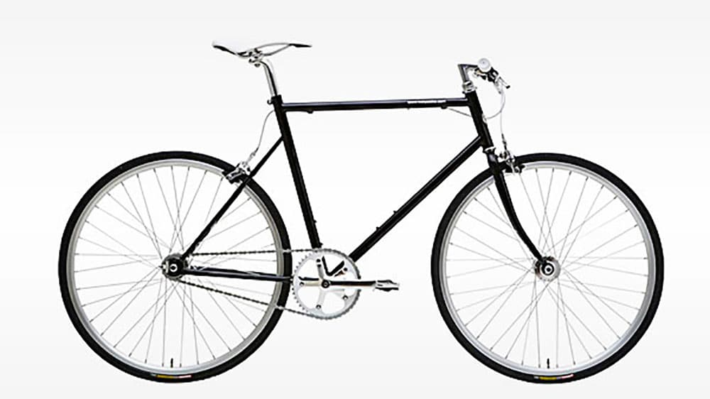 Single speed Tokyo Bike SS, simply the best