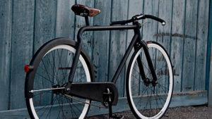 Victor Bike, un fixie de Christophe Robillard