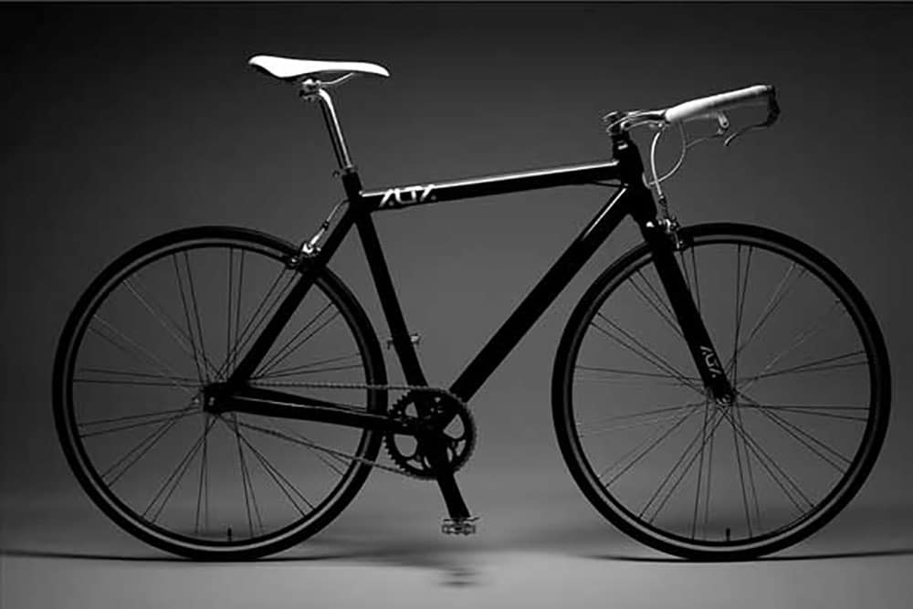 Single speed Alta Bikes, le design norvégien