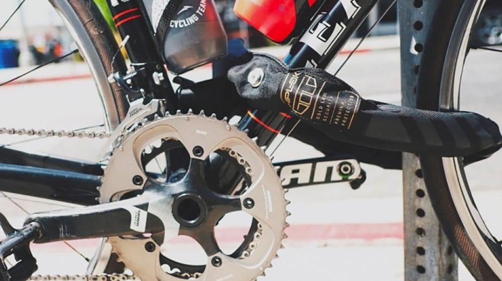 Hiplok, l'antivol de vélo intelligent qui se porterà la ceinture