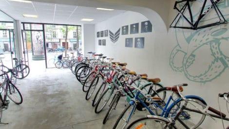 Bicycle Store un fixie shop sur Paris