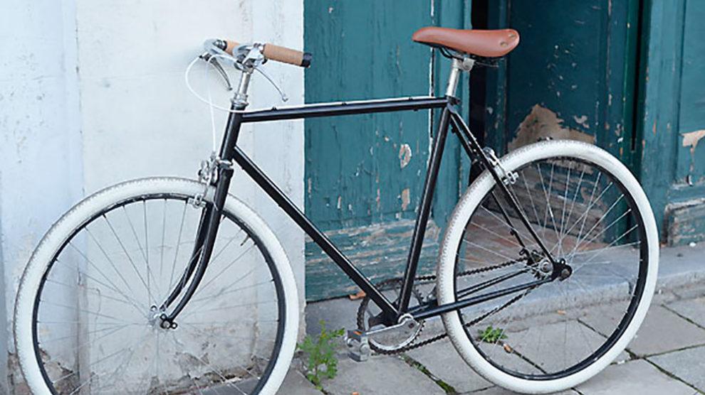 Fixie d'un internaute élu vélo du mois d'août