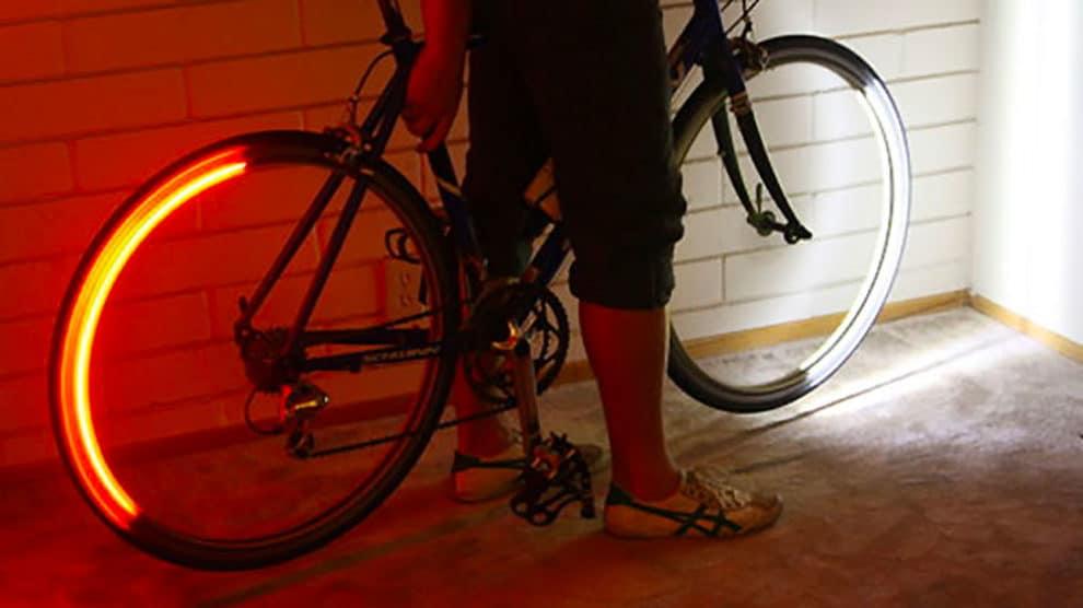 Revolights, le système de lumière révolutionnaire pour vélos