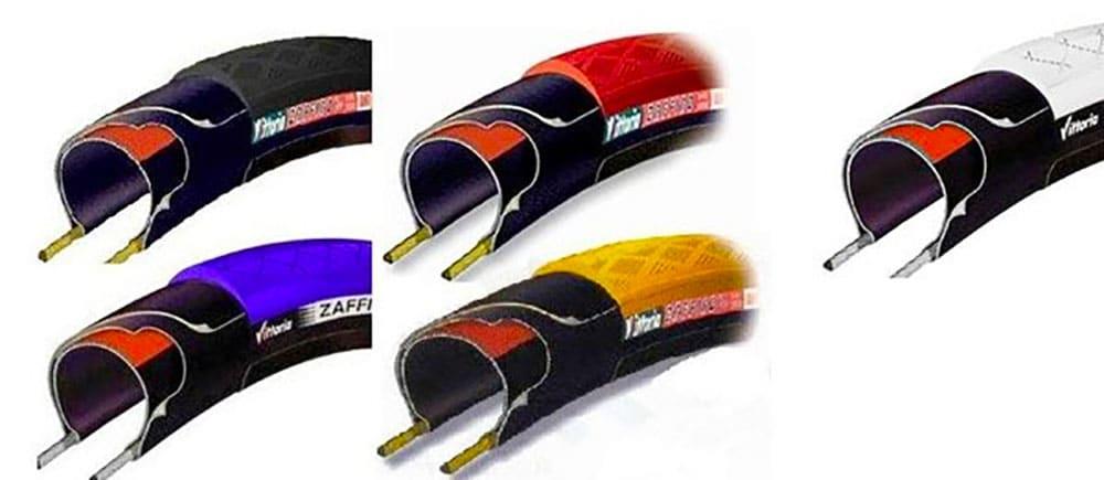 Bien choisir ses pneus de couleur pour son vélo