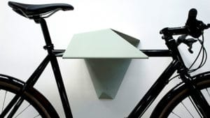 Quarterre invente des manières de ranger son vélo en intérieur !