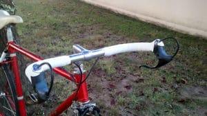 Le singlespeed de Julien, vélo du mois d'octobre