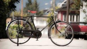 The Flying Pigeon élu vélo du mois de septembre