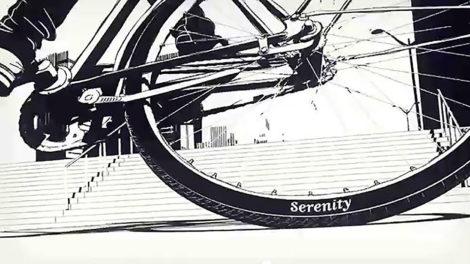 Vidéo pour le pneu increvable Hutchinson Serenity