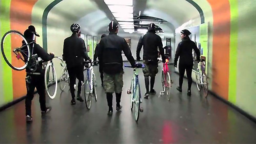 Le vélo de papi fait de la résistance
