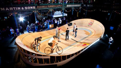 Red Bull Mini Drome à Paris le 10 décembre !