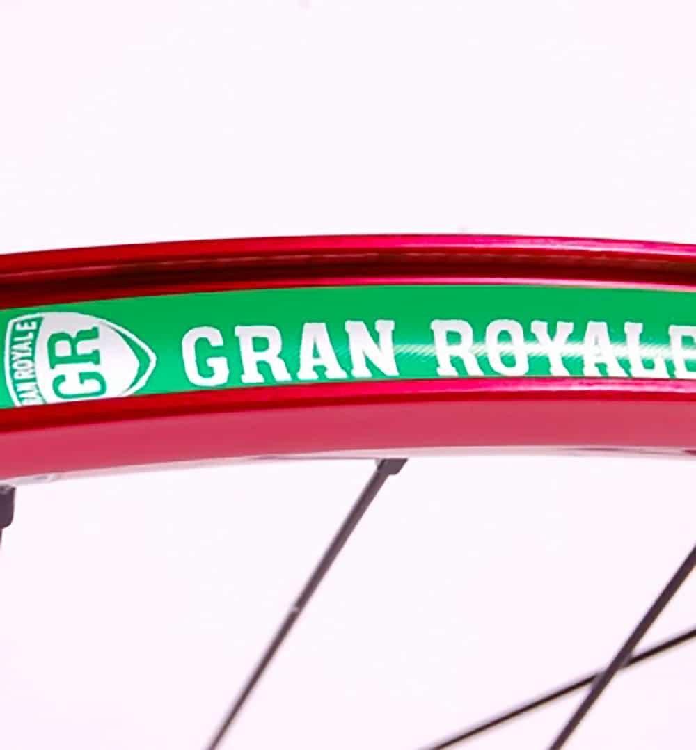 Roue arrière Gran Royale Lurker 700c
