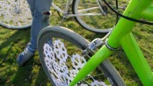 Quand la créativité se confond avec la passion du vélo