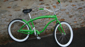 "Singlespeed Beach Cruiser ""Low Rider"" de Raff"