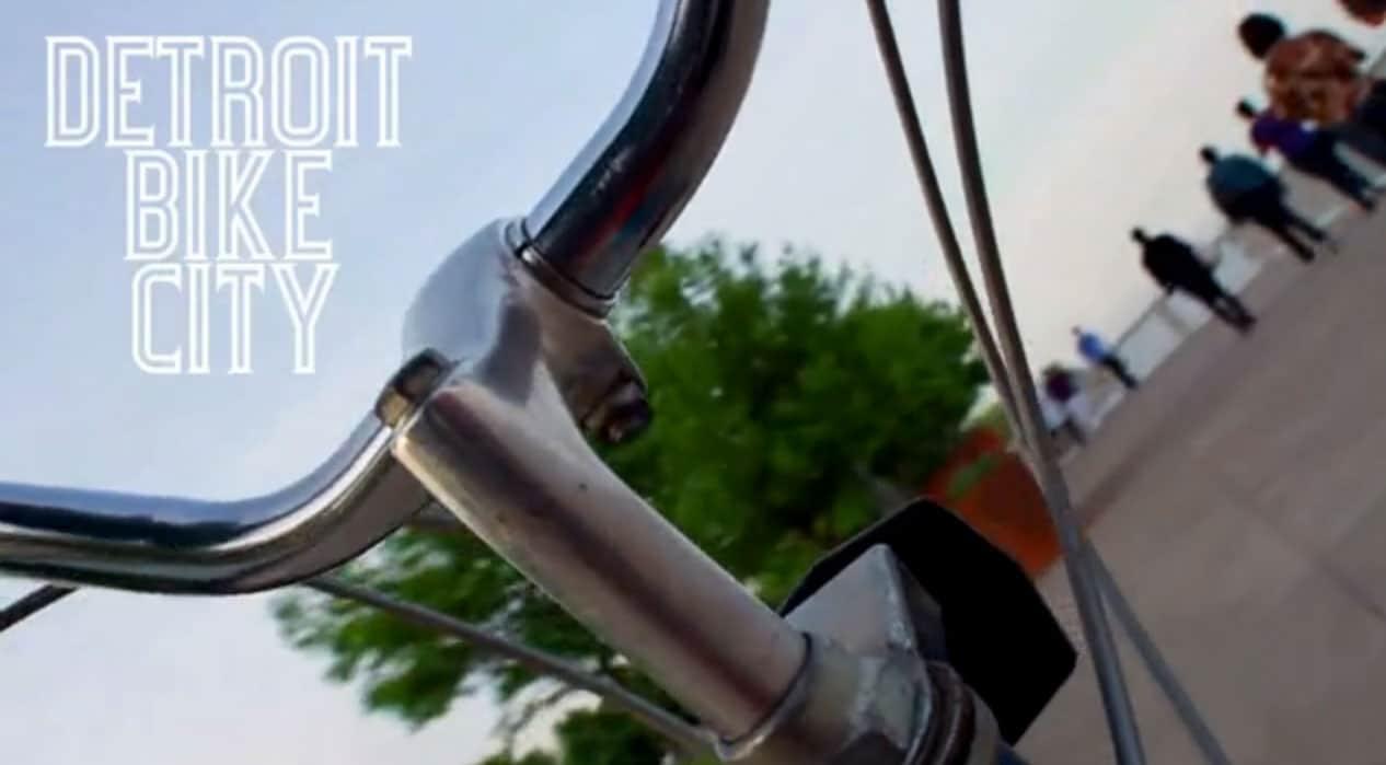 Vidéo et documentaire Detroit Bike City