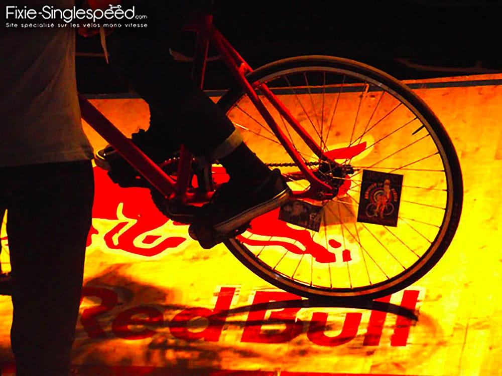 Les premières images du Red Bull Mini Drome de Paris ( Part1 )