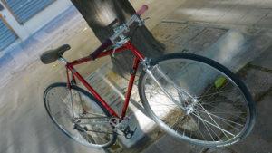 Vélo inglespeed monté par notre internaute Lilian