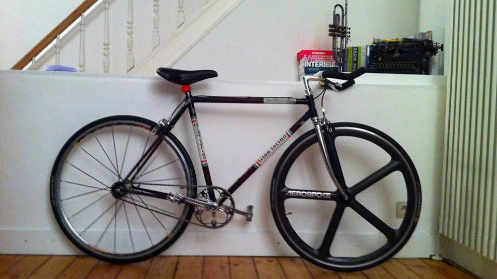 Vélo singlespeed Gios Torini, une bête de course d'un internaute