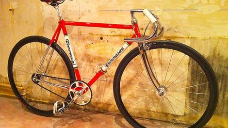 Tommasini élu vélo du mois de décembre
