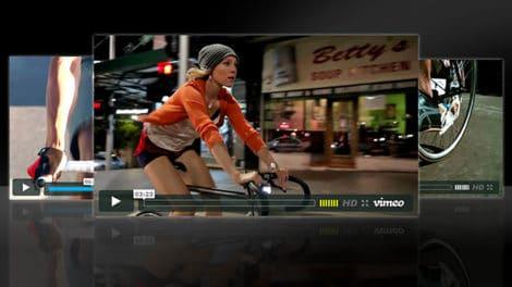 Le top 5 des vidéos Fixies ou pignon fixe de Vimeo