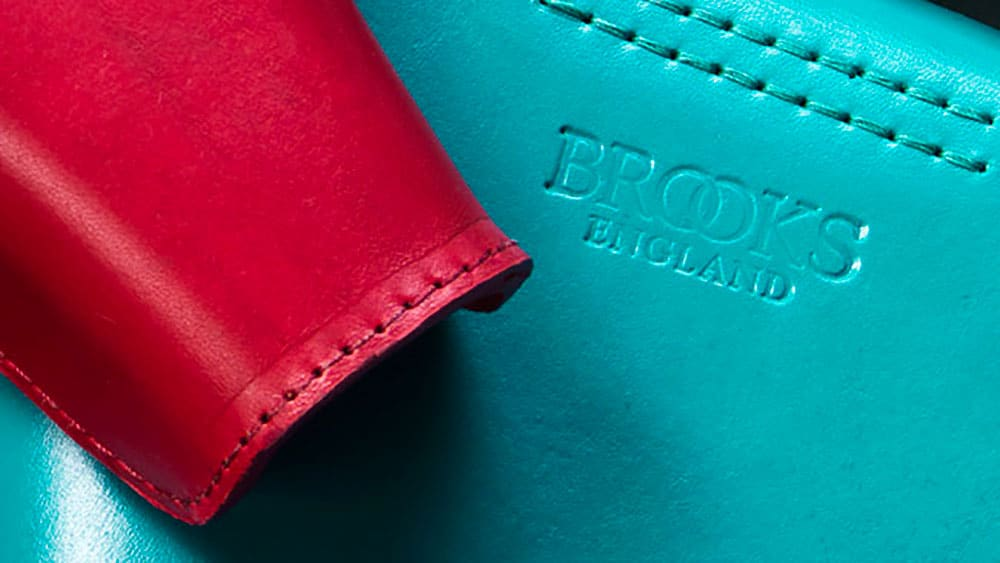 The Victoria Saddle bag de chez Brooks England