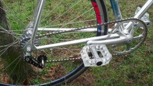 Vélo singlespeed sur base de Vitus Alu Dural Tubing 797