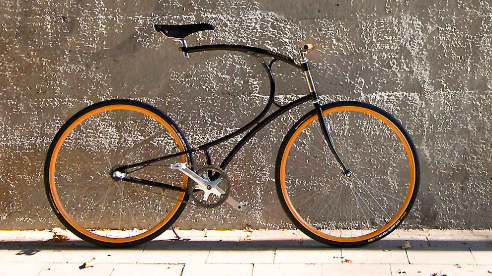 Le vélo hollandais ultra design Vanhulsteijn