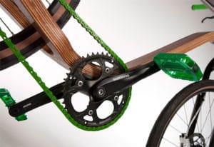 Bonobo Plywood Bicycle, le design à l'état brut par Stanislaw Ploski