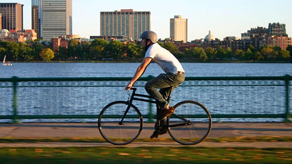 Le Montague Boston, un vélo pliant mono-vitesse