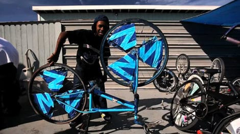 Scrapertown, le team Scraper Bike