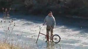 """Le """"Ice Bike"""", le vélo idéal pour le grand froid !"""