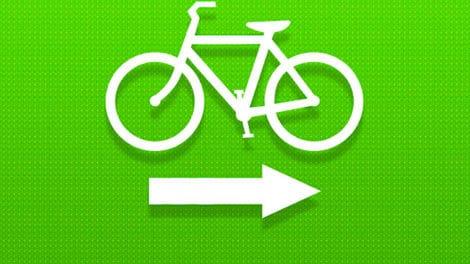 C'est officiel, les vélos sont dispensés de feu rouge ...