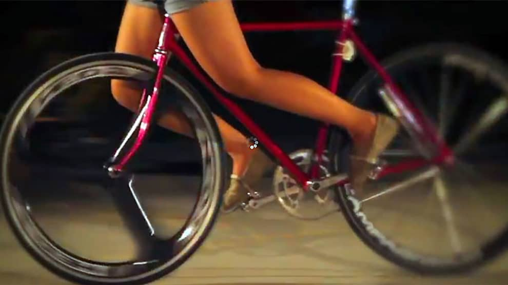 Vidéo Cute Fixed Gear Girls, Valentine's Gift