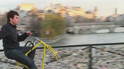 Vidéo exclusive Fixie Art, ballade sur Paris