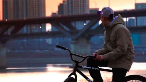 Vidéo Feiyue Korea Fixed Gear Free Style