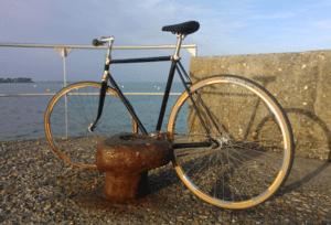 Le pignon fixe Peugeot de Tytouan