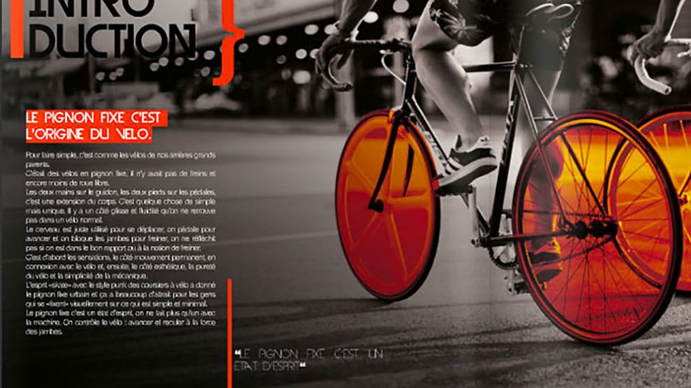 Ridin'Solo a Fixed Gear Bike Book gratuit