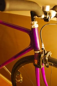 Vélo de piste Cinelli des années 80