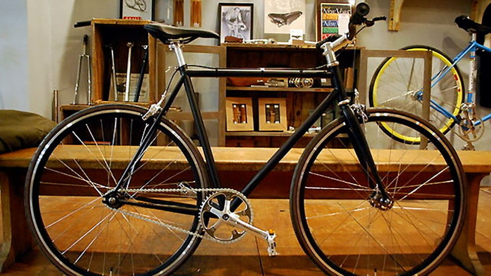 """The Inverted Bike Shop"" vidéo de 718 Cyclery from New York"
