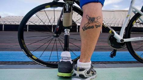 """Reportage """"Unstoppables"""", préparation pour les Jeux Paralympiques de Londres 2012"""
