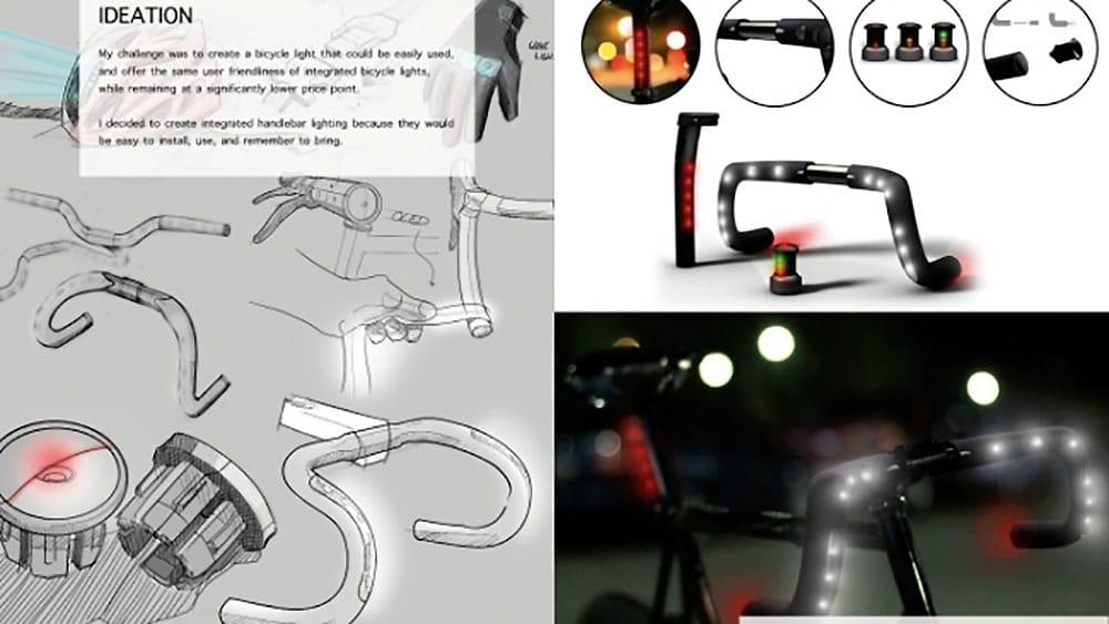 Glo-Bars, mieux qu'un phare pour vélo
