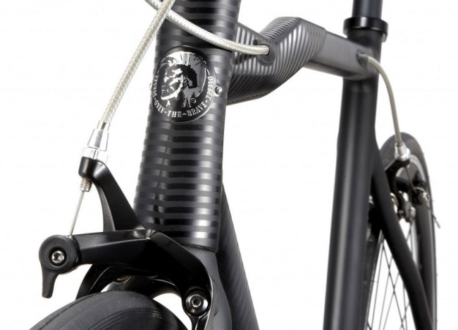 Only the Brave par Diesel et Pinarello
