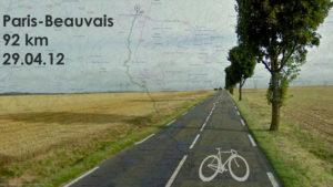 Paris - Beauvais dimanche 29 avril 2012