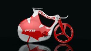 """""""Pluma"""" : le vélo de piste le plus rapide du monde"""