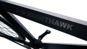 Le X-9 Nighthawk, un singlespeed technologique